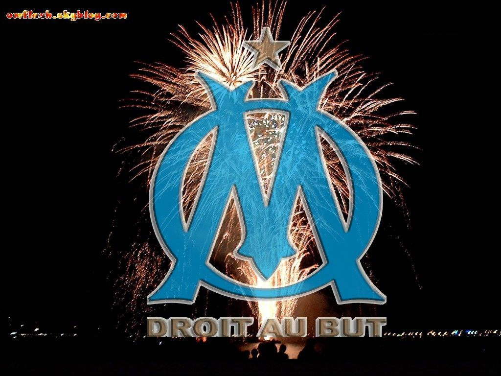 Om - Marseille logo foot ...